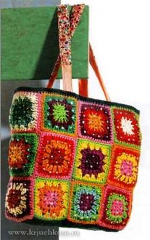 сумки для женщин крючком