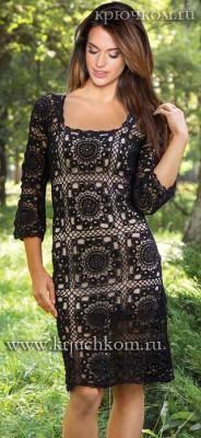 Вязание крючком для женщин модные модели