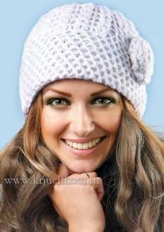 teplaja-vjazanaja-shapka-so-shemami Поиск на Постиле: модные шапки крючком